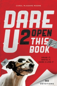 Dare U 2 Open This Book Cover