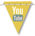 Leelou Blogs free social icons Youtube yellow